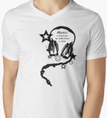 Music Headphones T-Shirt