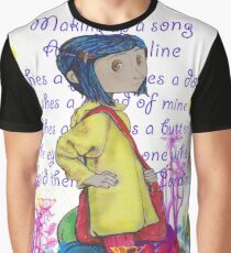 Song About Coraline Graphic T-Shirt