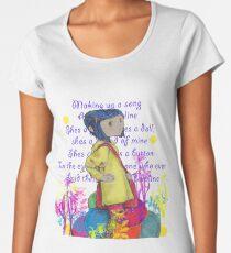 Song About Coraline Women's Premium T-Shirt