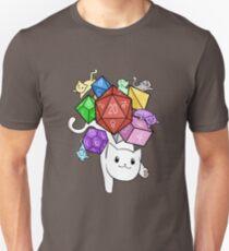 Dice! D&D Cat T-Shirt