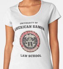 Better Call Saul American Samoa Women's Premium T-Shirt