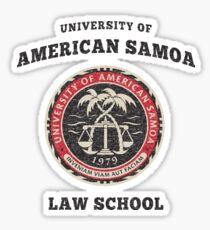 Better Call Saul American Samoa Sticker