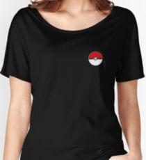 PokeBall Women's Relaxed Fit T-Shirt