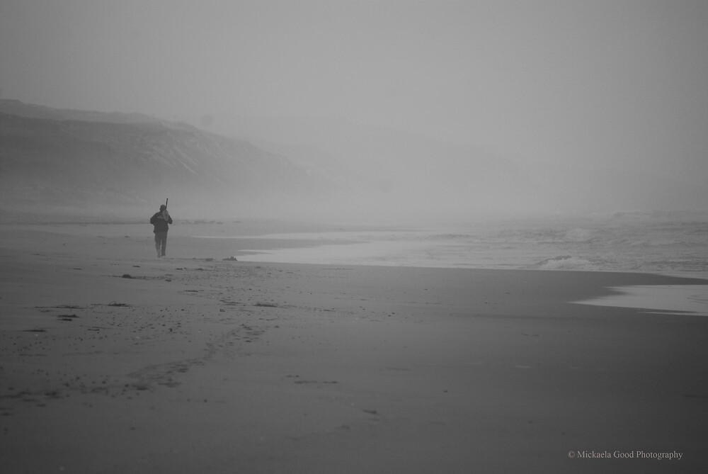 Into the Fog by MickaelaGood