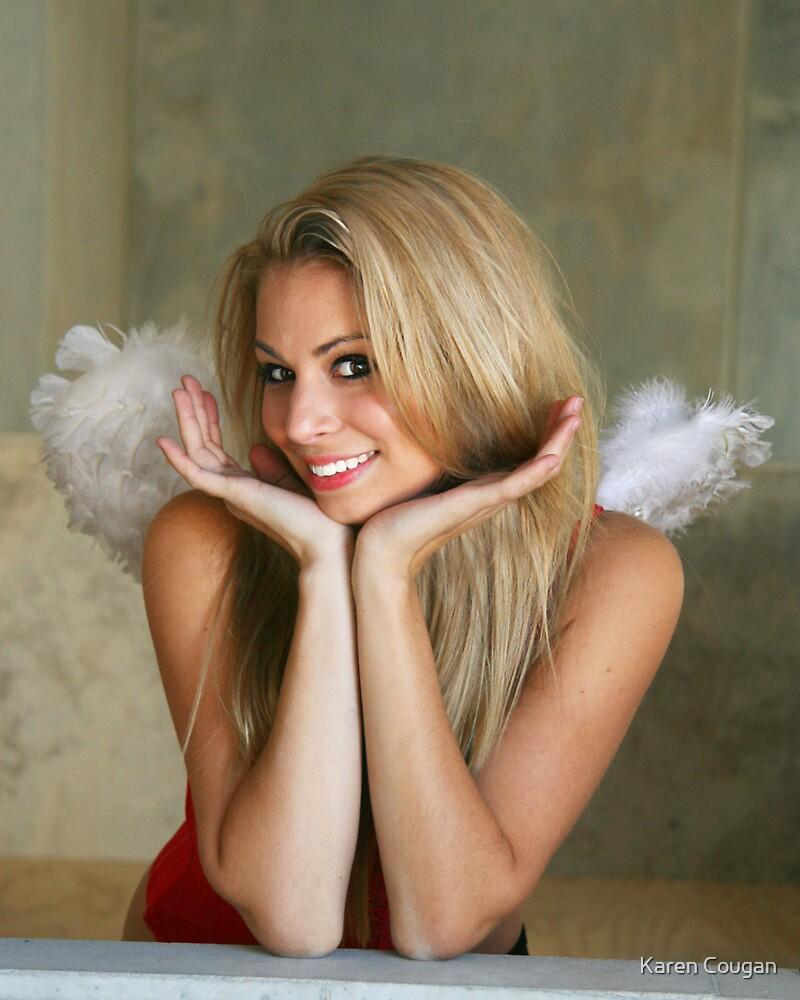 """Angel"" by Karen Cougan"