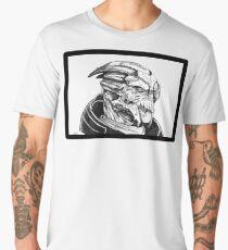 Garrus Vakarian: Mass Effect Men's Premium T-Shirt
