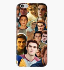 Vinilo o funda para iPhone Riverdale: Archie Andrews Collage