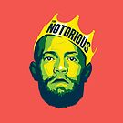 The Notorious Conor Mcgregor by DaviesBabies