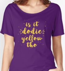 dodie yellow Women's Relaxed Fit T-Shirt