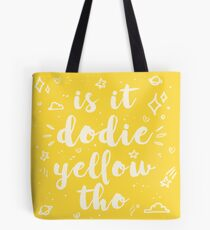 dodie yellow Tote Bag