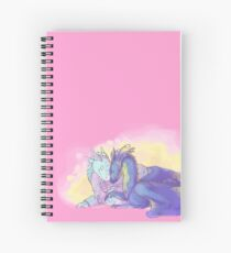 Schoolyard Crush Spiral Notebook