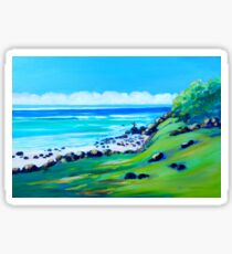 Burleigh Heads Headland  Sticker