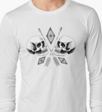 Double Skull T-Shirt