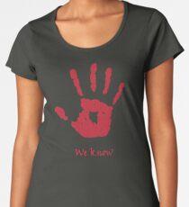The Dark Brotherhood Women's Premium T-Shirt