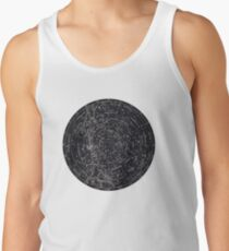Star Constellation Map Tank Top