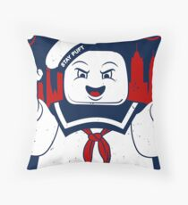 STAYPUFT MARSHMALLOWS Throw Pillow
