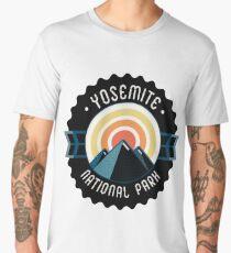 ※ Yosemite • National Park ※ Men's Premium T-Shirt