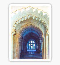 Mughal architecture Sticker