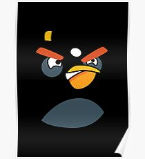 Angry Bird Poster