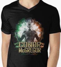 Notorious Conor McGregor energy explosion and rage T-Shirt