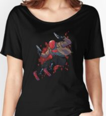 Under the Red Hood Women's Relaxed Fit T-Shirt