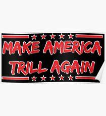 Make America Trill Again Poster