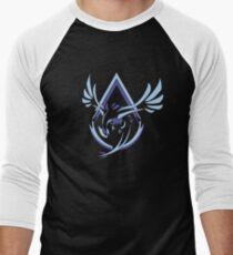 Lugia Pokémon Fan Art Men's Baseball ¾ T-Shirt