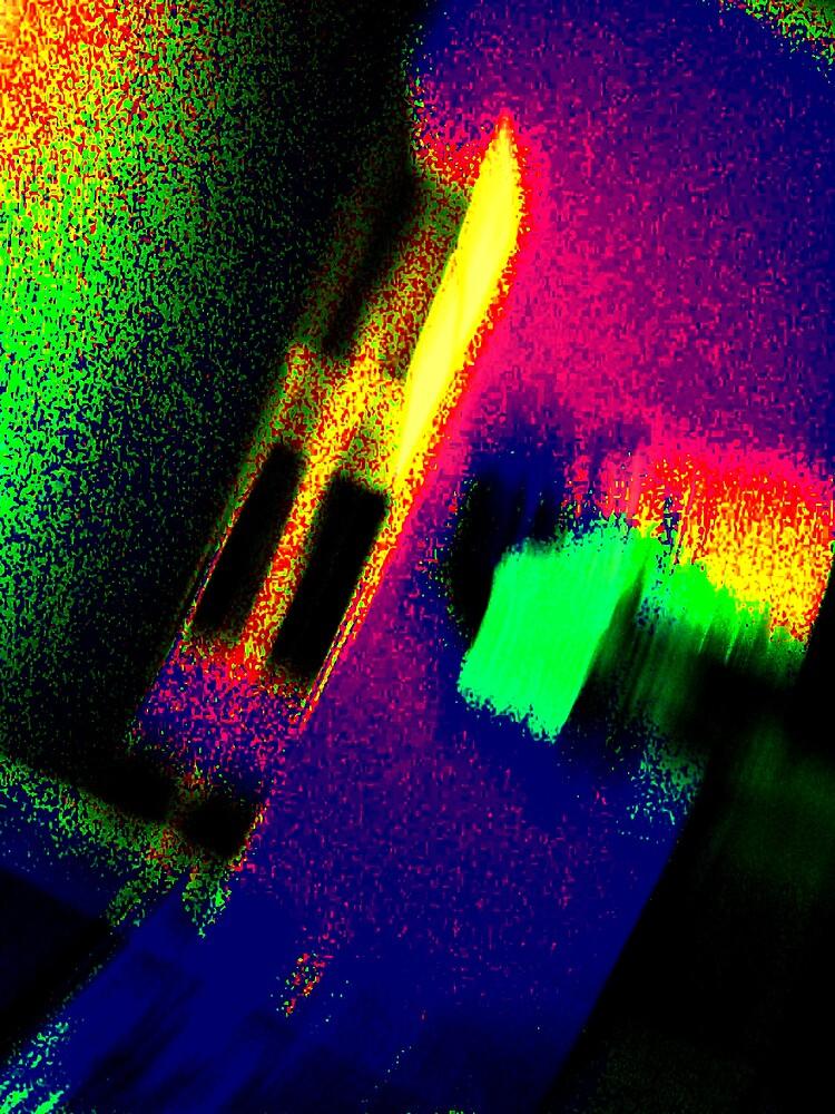 ghost by lloydwakeling