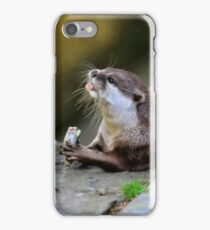 Norfolk Otter iPhone Case/Skin