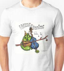 The Wind God's Aria (Makar the Korok's song) T-Shirt