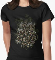 Boho Ethnic Spiral Dreams II T-Shirt