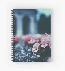 München Blumen  Spiral Notebook