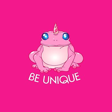 Be Always You, Be Unique by LuciaS