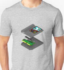 Voxel NES Cartridge T-Shirt