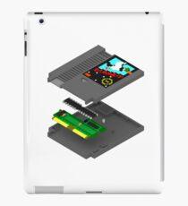 Voxel NES Cartridge iPad Case/Skin