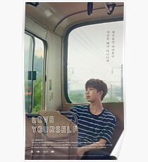 BTS LOVE YOURSELF RAP MONSTER Poster