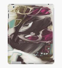 Abstract Winter Mountain landscape iPad Case/Skin