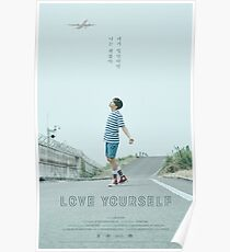 BTS LOVE YOURSELF J-HOPE Poster