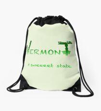 Vermont Sweeeet Drawstring Bag