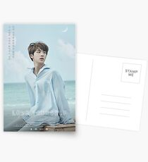 BTS LOVE YOURSELF JIN Postcards