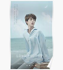 BTS LOVE YOURSELF JIN Poster
