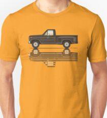 1980 Custom Black Stepside T-Shirt