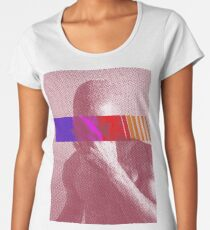 Racing Stripes Frank Red Women's Premium T-Shirt