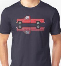Red Custom 1980 T-Shirt