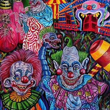 Killer Klowns from Outer Space de JosefMendez