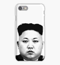 Korean Kim iPhone Case/Skin