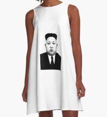 Korean Kim A-Line Dress