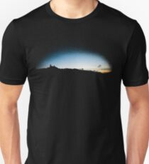 Trosky at dusk, Czech Republic (T-Shirt) Unisex T-Shirt