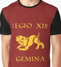Legio XIII Gemina Graphic T-Shirt