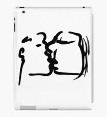 The Kiss -(200317)- Digital artwork: iPad/Zen Brush App. iPad Case/Skin